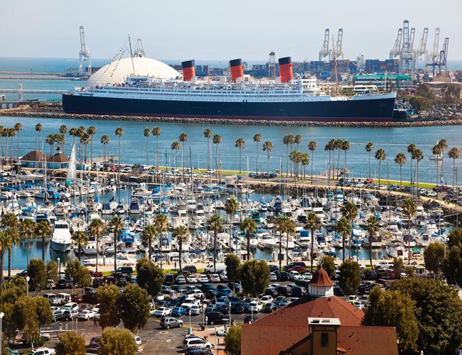 DIRECT LCL SERVICE KARACHI – LOS ANGELES