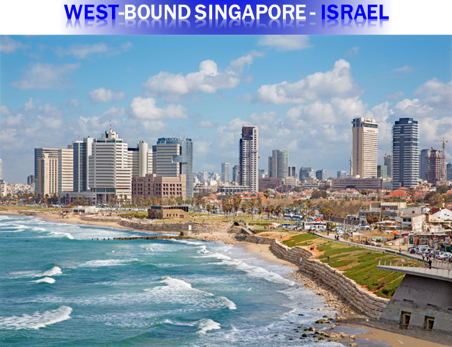 RE-ENFORCED DIRECT LCL SERVICE SINGAPORE – ISRAEL