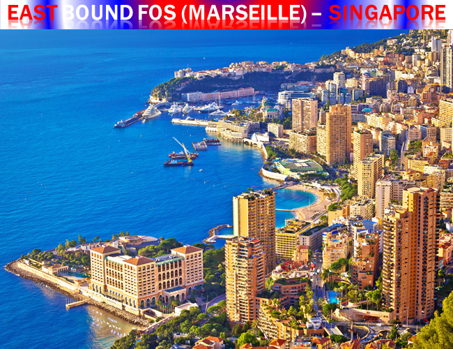 DIRECT LCL SERVICE FOS SUR MER (MARSEILLE) – SINGAPORE