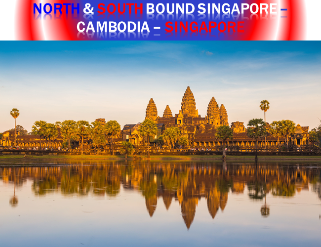 STRENGTHENED DIRECT LCL SERVICE SINGAPORE-CAMBODIA-SINGAPORE