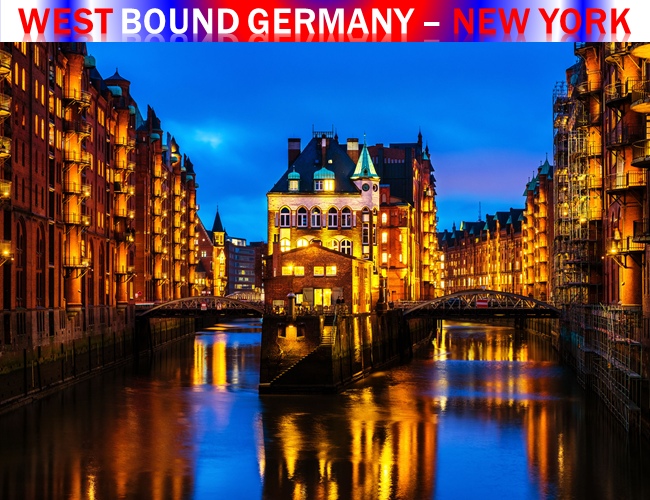 YES! YES! YES! LCL DIRECT SERVICE GERMANY – NEW YORK